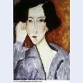 Portrait of madame rachele osterlind 1919