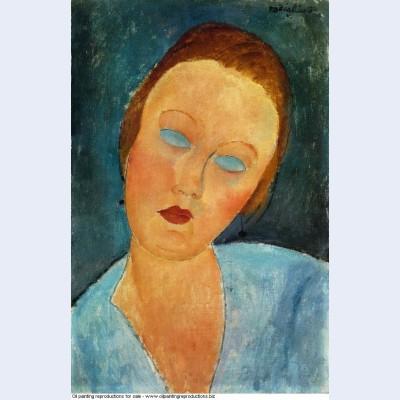 Portrait of madame survage 1918