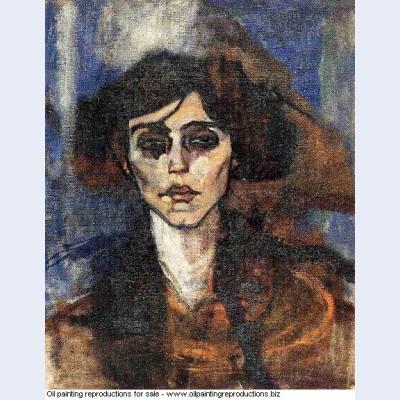 Portrait of maude abrantes 1907 1