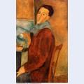 Self portrait 1919