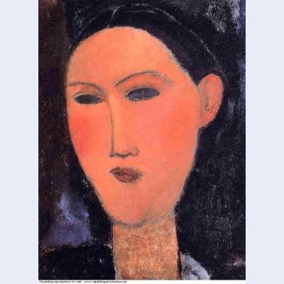Woman s head 1915 1