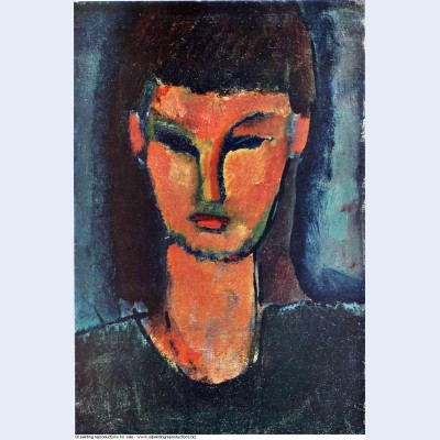 Young woman 1910