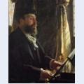 A portrait of jean baptiste faure