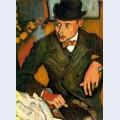 Portrait of lucien gilbert
