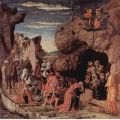 Adoration of the magi central panel from the altarpiece