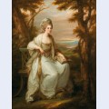 Portrait of anne loudon lady henderson of fordall