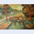 O canal e a ponte