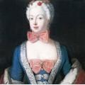 Portrait of elisabeth christine von braunschweig bevern prussian queen