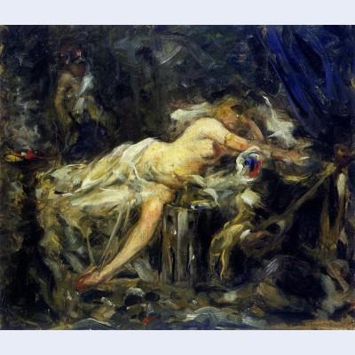 The harem sketch