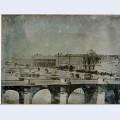 Le pont neuf daguerreotype