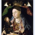 Madonna and child salting madonna
