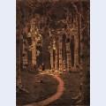 A birch grove 3