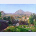 Landscape of puy de d me