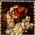 The birth of tristan from the story of tristan and isolde