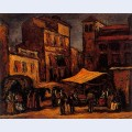 Market of segovia
