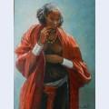 The ethopian woman