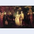 His majesty george iii resuming power