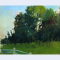 Dunka s grove in the estate of polenovs