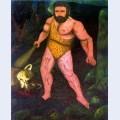 L homme des cavernes
