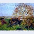Autumn morning at eragny 1897