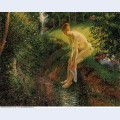 Bather in the woods 1895
