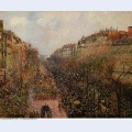 Boulevard montmartre mardi gras 1897