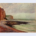 Cliffs at petit dalles 1883