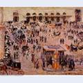 Cour du havre gare st lazare 1893