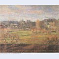 February sunrise bazincourt 1893