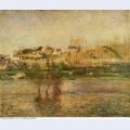 Flood in pontoise 1882