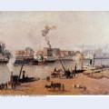Foggy morning rouen 1896