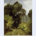 In the woods 1864