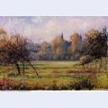 Landscape at bazincourt