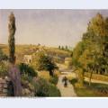 Landscape at l hermitage 1874