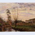 Landscape with small stream 1872