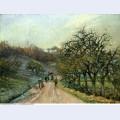 Lane of apple trees near osny pontoise 1874
