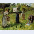 Laundresses at eragny 1