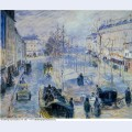 Le boulevard de clichy 1880
