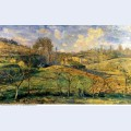 March sun pontoise 1875