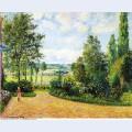 Mirbeau s garden the terrace