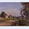 Outskirts of louveciennes 1871