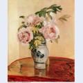 Pink peonies 1873