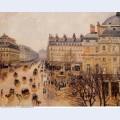 Place du theatre francais rain effect