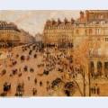 Place du thretre francais sun effect 1898