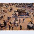 Place saint lazare 1893