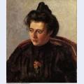 Portrait of jeanne 1