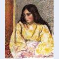 Portrait of jeanne