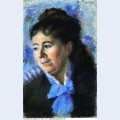Portrait of madame felicie vellay estruc