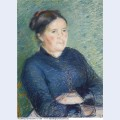 Portrait of madame pissarro 1883