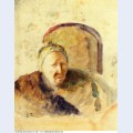 Portrait of the artist s mother